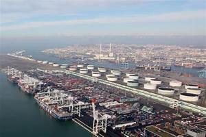 Le port du Havre à l arrêt Transport Logistique