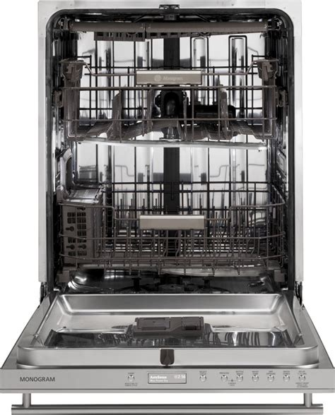 zdtssfss monogram fully integrated dishwasher stainless steel
