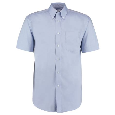 grey stand kk109 corporate oxford shirt kustom kit