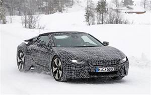 2018 BMW I8 Spyder Review Top Speed