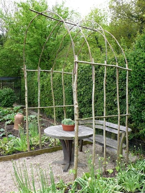 diy garden arch 17 best images about garden fences arbors walls on