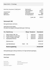 Rechnung Schreiben Excel : rechnungsvorlage kostenlos word excel muster und vorlagen kostenlos ~ Themetempest.com Abrechnung