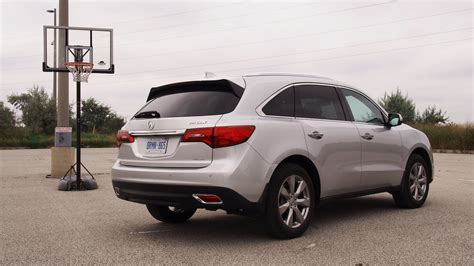 2014 Mdx Review by 2014 Acura Mdx Elite Review Cars Photos Test Drives