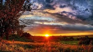 Nature, Beautiful, Wallpaper, Sunset, Wallpapers