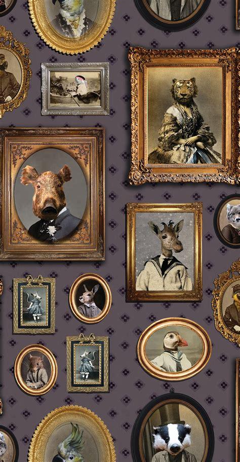 portrait gallery  graduate collection mauve