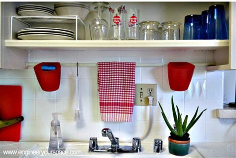 kitchen cabinet space saver ideas 12 space saving hacks for your tight kitchen hometalk 7956
