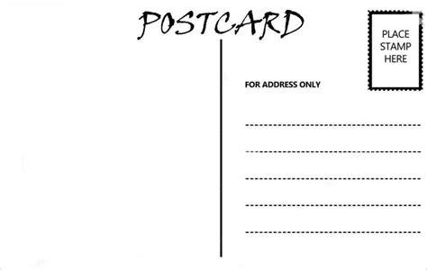 free postcard templates for 34 blank postcard templates psd vector eps ai free premium templates