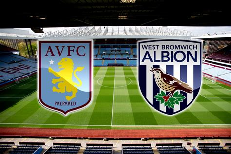 West Brom vs Aston Villa: Kick-off time, TV and Streaming ...