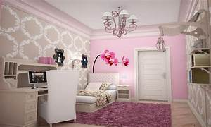 Little girls bedroom ideas, cute teenage bedroom designs ...