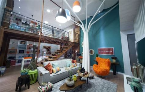 The Eclectic Casa Cor Design– A Combination Of Bold Colors