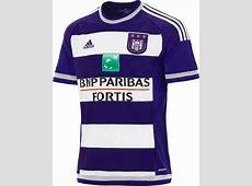 Adidas RSC Anderlecht 201516 Football Jerseys