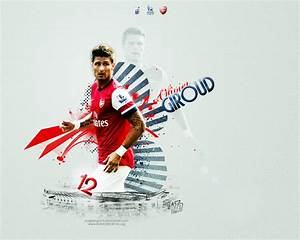 Olivier Giroud Wallpaper by eaglelegend on DeviantArt