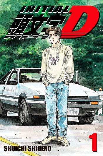 initial  manga anime planet