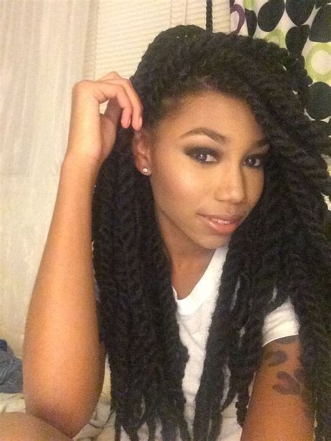 Hairstyles With Marley Twists by 40 Gorgeous Marley Twist Styles