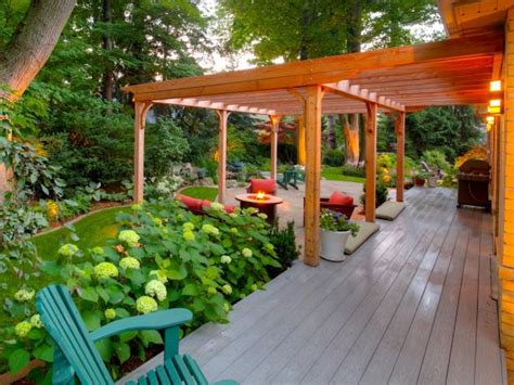 Backyard Structure Ideas by 20 Outdoor Structures That Bring The Indoors Out Hgtv