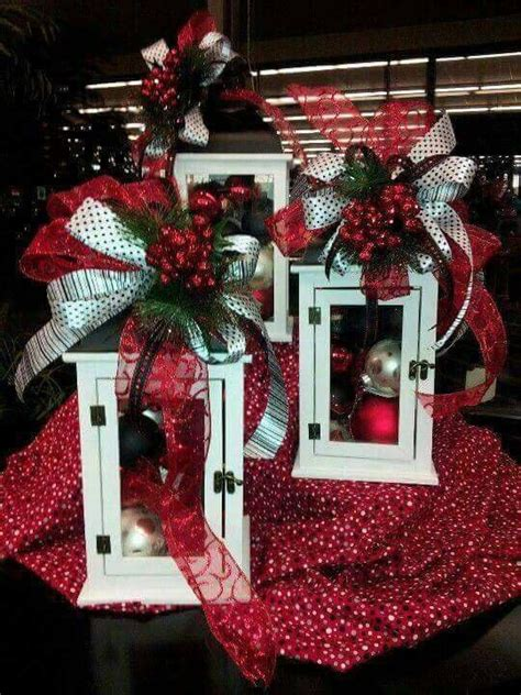 Christmas lanterns by Debra Cobb on Christmas Ideas