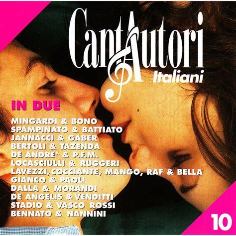 Cantautori Italiani (cd10)  Mp3 Buy, Full Tracklist