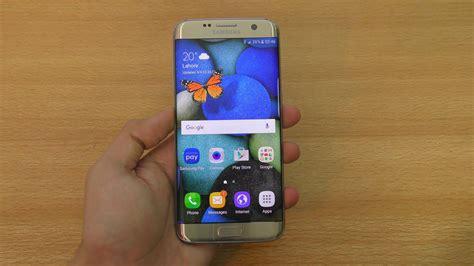 samsung galaxy s7 edge review 4k