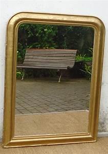 Miroir Ancien Le Bon Coin : grand miroir ancien stuc d cor floral incrust ~ Teatrodelosmanantiales.com Idées de Décoration