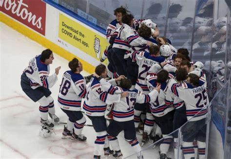 ASV sakauj Kanādu un triumfē U-20 pasaules čempionātā