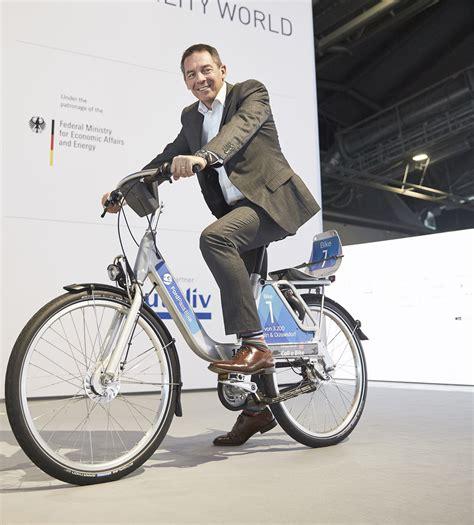 Ford Se Lance Dans Le Service Du Vélo-partage !