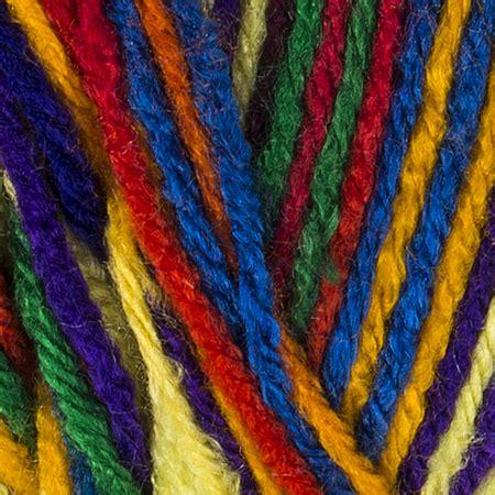 redheart yarn colors rainbow colors in yarns