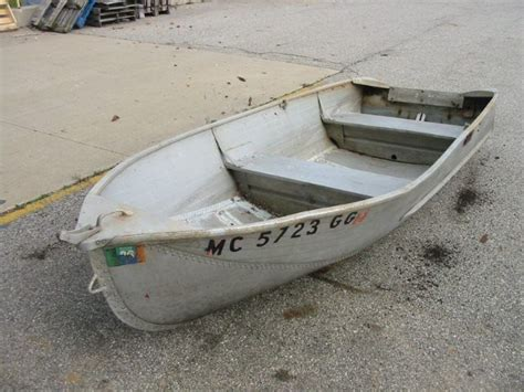 Aluminum Row Boat by Best 25 Aluminum Row Boat Ideas On Aluminum