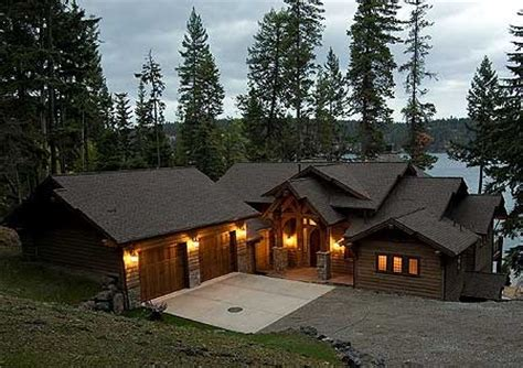 sloping lot craftsman home ideas pinterest house plans craftsman  house ideas