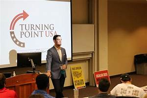 Turning Point USA at UGA hosts Cabot Phillips for his ...