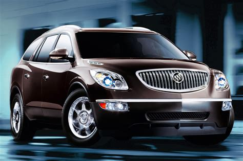 Maintenance Schedule For 2010 Buick Enclave