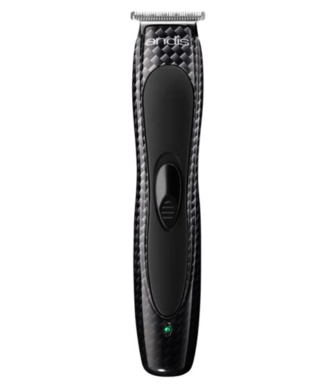 andis slimline carbon blade cordless trimmer barber depot