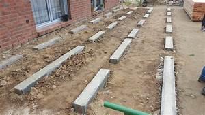 Fundament Für Terrasse : fundament f r terrasse my blog ~ Yasmunasinghe.com Haus und Dekorationen