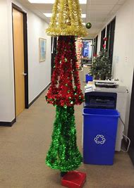 office christmas decorating contest - Office Christmas Decorating Contest