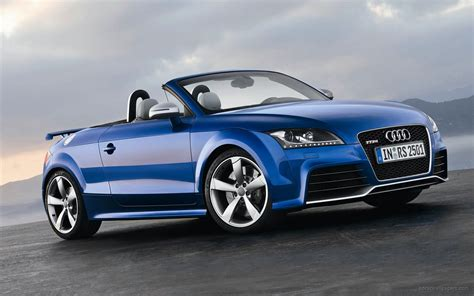 2010 Audi Tt Rs Roadster Wallpaper  Hd Car Wallpapers