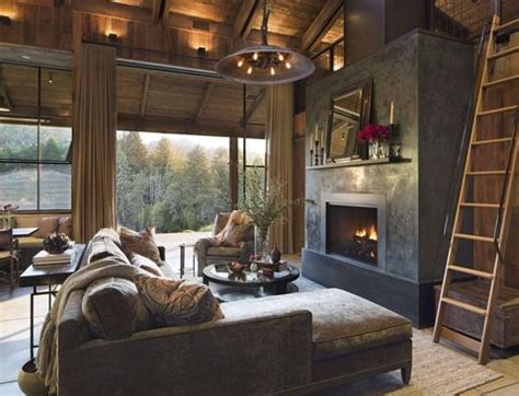 rustic living room ideas rustic decor  living