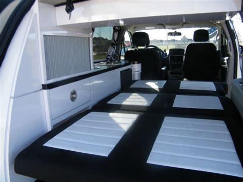 5 Mars Rv Dodge Caravan Motorhome Conversion