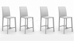 Chaise Haute Pour Cuisine : chaise haute cuisine cuir ~ Melissatoandfro.com Idées de Décoration