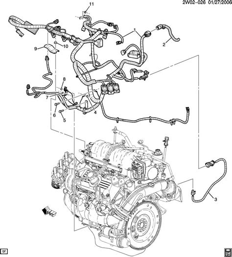 Buick Lacrosse Harness Engine Wiring Eng Wrg