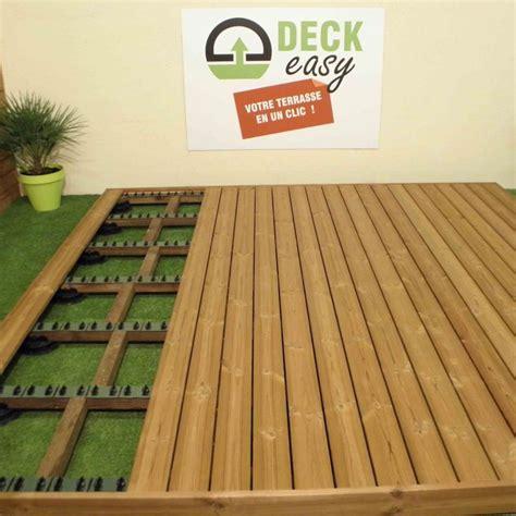 kit terrasse bois terrasse bois en kit