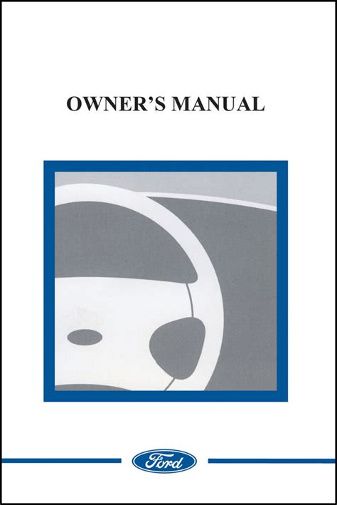 ford    owner manual   ebay