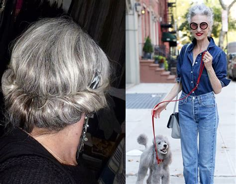 5 Ways to get gorgeous grey hair   Hair, Anna Walker