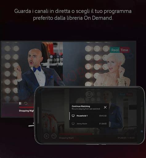 Mobile Gratis Per Android by Vodafone Tv Mobile Free Gratis Per Smartphone Android E