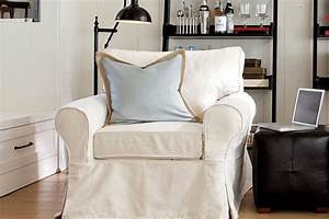 Slipcovers For Chairs Ottomans And More HGTV