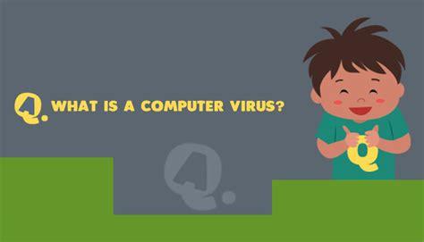 computer virus answer   kids mocomi