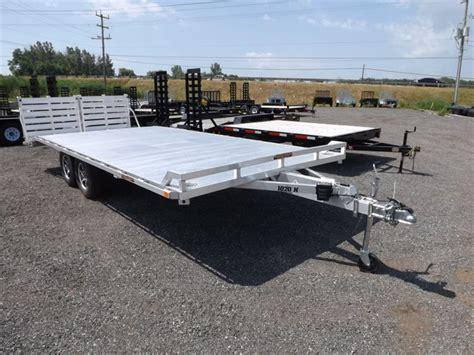Aluminum Boat Trailers Ontario by 2016 Aluma Heavy Duty Aluminum Trailers For Sale In