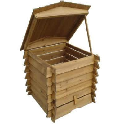 wooden compost bin top 7 best compost bins compost tumblers reviewed 1157