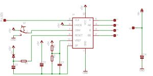 Full Half Stepper Motor Controller With The Sanyo