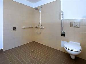 creation salle de bains senior et handicape angers With amenagement salle de bain handicape