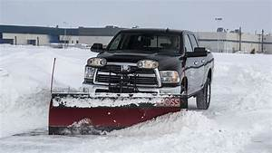 A Beginner U0026 39 S Guide To Plowing Snow With A Heavy
