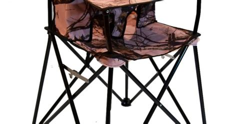 Ciao! Baby Introduces Pink Mossy Oak Portable High Chair